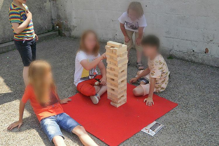 Location de jeu traditionnels en bois pour l 39 ext rieur magasin domino marmande lot et - Jeux exterieur adulte ...
